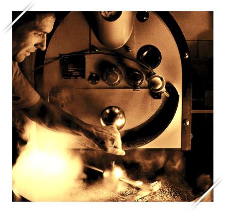 Обжарка кофейного зерна