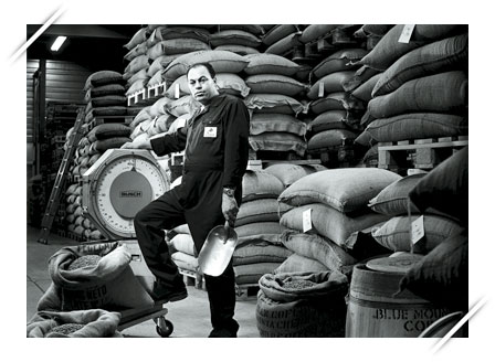 Минимальный запас кофе на случай кризиса